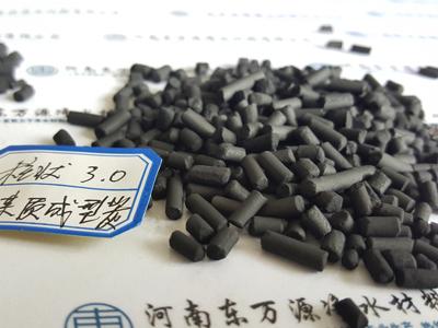 触媒载体活性炭