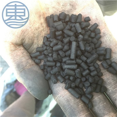 柱状活性炭发货现场,原来是这样的