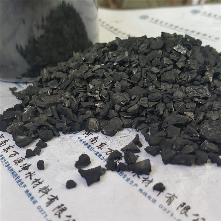 如何对果壳活性炭的吸附能力,进行有效判断?